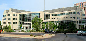 University of St. Thomas School of Law - The School of Law building