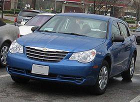 Chrysler 300 S >> Chrysler Sebring — Wikipédia
