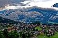 08.07.2019 Blick auf Laax in Graubünden. 04.jpg
