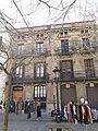 087 Casa Trabal i Tauler, pl. Jaume I, 13-15 (Vilafranca del Penedès).jpg