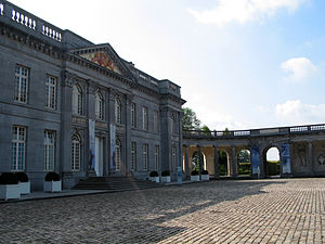 Laurent-Benoît Dewez -  Château de Seneffe