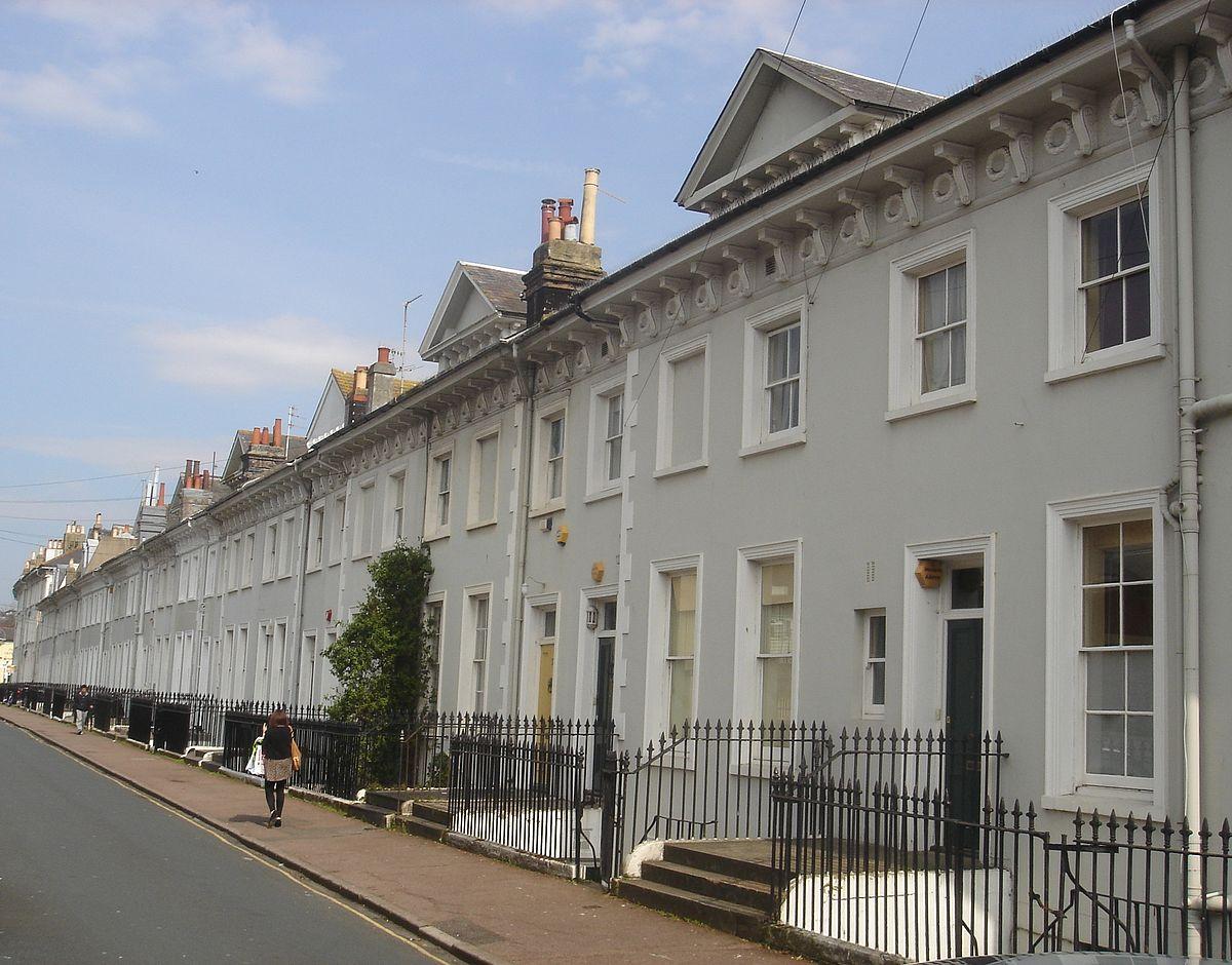 Park Crescent Apartments Norfolk