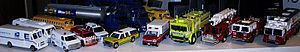 Model commercial vehicle - Image: 1 64 Scale
