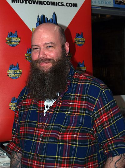 Picture of an author: Jason Aaron