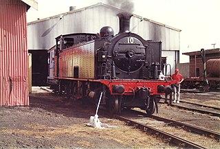 East Greta Coal Mining Co. 10 Class Steam Locomotives