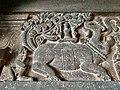 11th century Panchalingeshwara temples group, Kalyani Chalukya, Sedam Karnataka India - 27.jpg