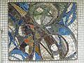 1220 Saikogasse 4 - Stg 10 - Mosaik Komposition von Brigitta Seely 1967 IMG 1136.jpg