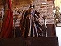 12b Villafrades de Campos Iglesia San Juan Evangelista museo San Isidro Ni.jpg