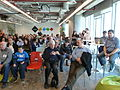 12th Birthday of Wikipedia - Tel Aviv Meetup P1200628.JPG