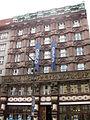 147 Palác Archa, antic Legionářská Banka, Ulice Na Poříčí.jpg