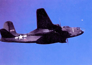 155th Photo Reconnaissance Squadron Douglas A-20J-15-DO Havoc (F-3A) 43-21731.jpg