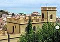 162 Can Casasses (Caldes d'Estrac) des de la cra. de Sant Vicenç.JPG