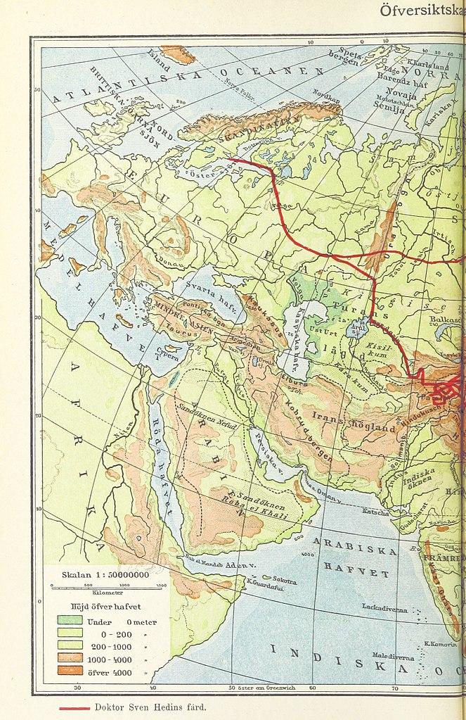 File 16 Of Genom Asiens Oknar Forskningsresor Och Afventyr 1893