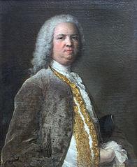 Portrait du banquier de Francfort Johann Georg Leerse