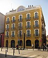 174 Fonda Europa (Granollers), façana pl. Josep Barangé.jpg