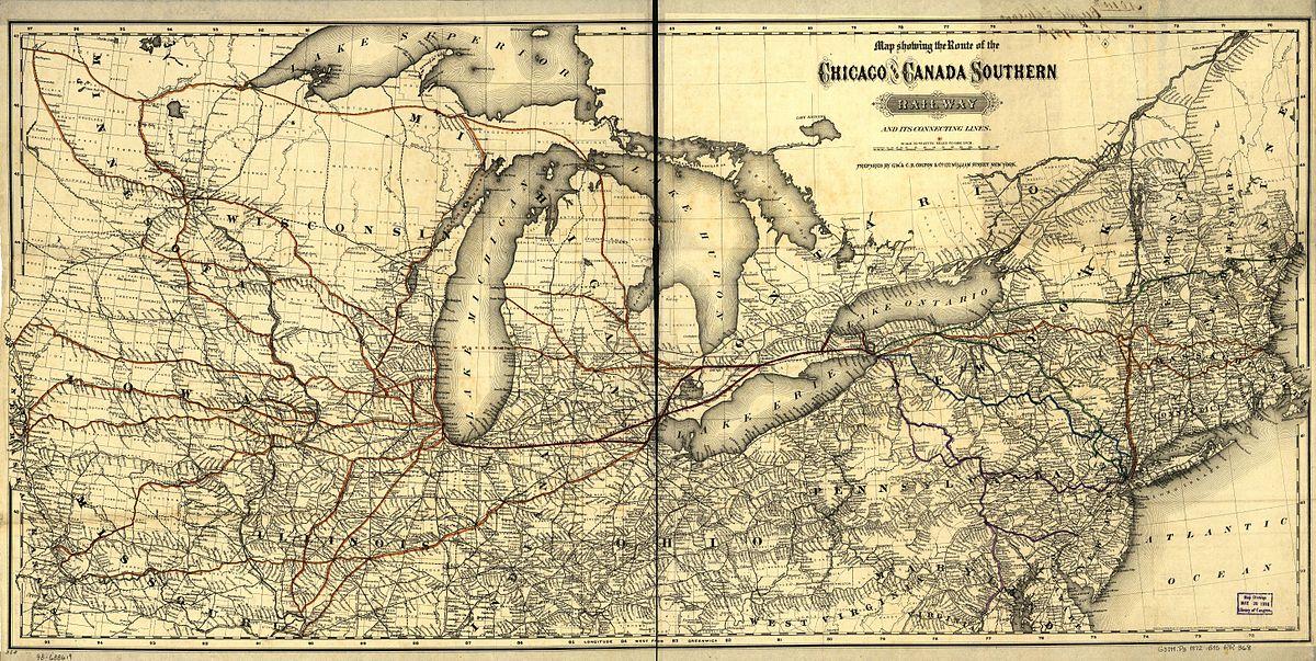 Manitou County, Michigan - Wikipedia