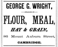 1878 Wright advert Cambridge Massachusetts.png