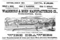 1883 Washburn Moen Worcester Massachusetts ad SomervilleDirectory.png