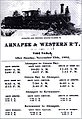 1892 Ahnapee and Western Time Table.jpg
