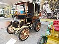 1898 Panhard-Levassor Landaulet Type A1, 1653cc 6cv 30kmh (inv 2221) photo 4.JPG