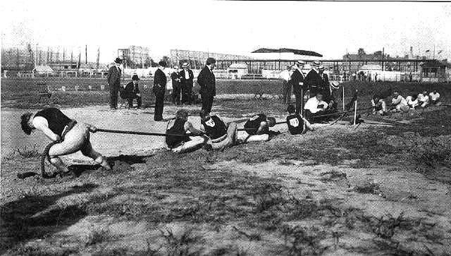 1904 tug of war
