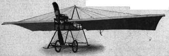 Hanriot 1909 monoplane - At the 1909 Paris Salon