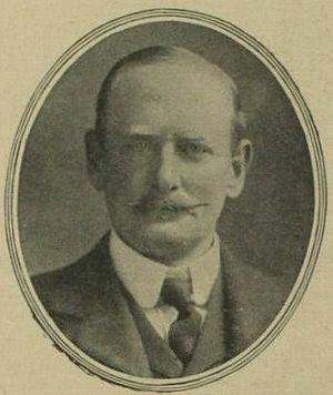 Kilmarnock Burghs by-election, 1911 - Dr Adam Rainy