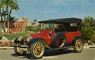 Stevens-Duryea - 1915 Stevens-Duryea