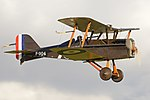 1918 Royal Aircraft Factory SE5A 'F904' – Old Warden Aerodrome (45106025664).jpg