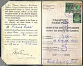 1940 British Straits Settlements passport issued to a BOAC pilot.jpg
