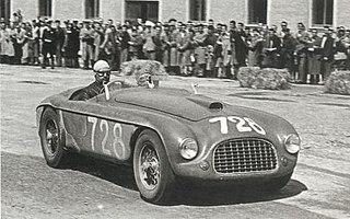 Ferrari 275 S Motor vehicle