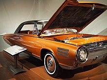 Chrysler Turbine Car Wikivisually