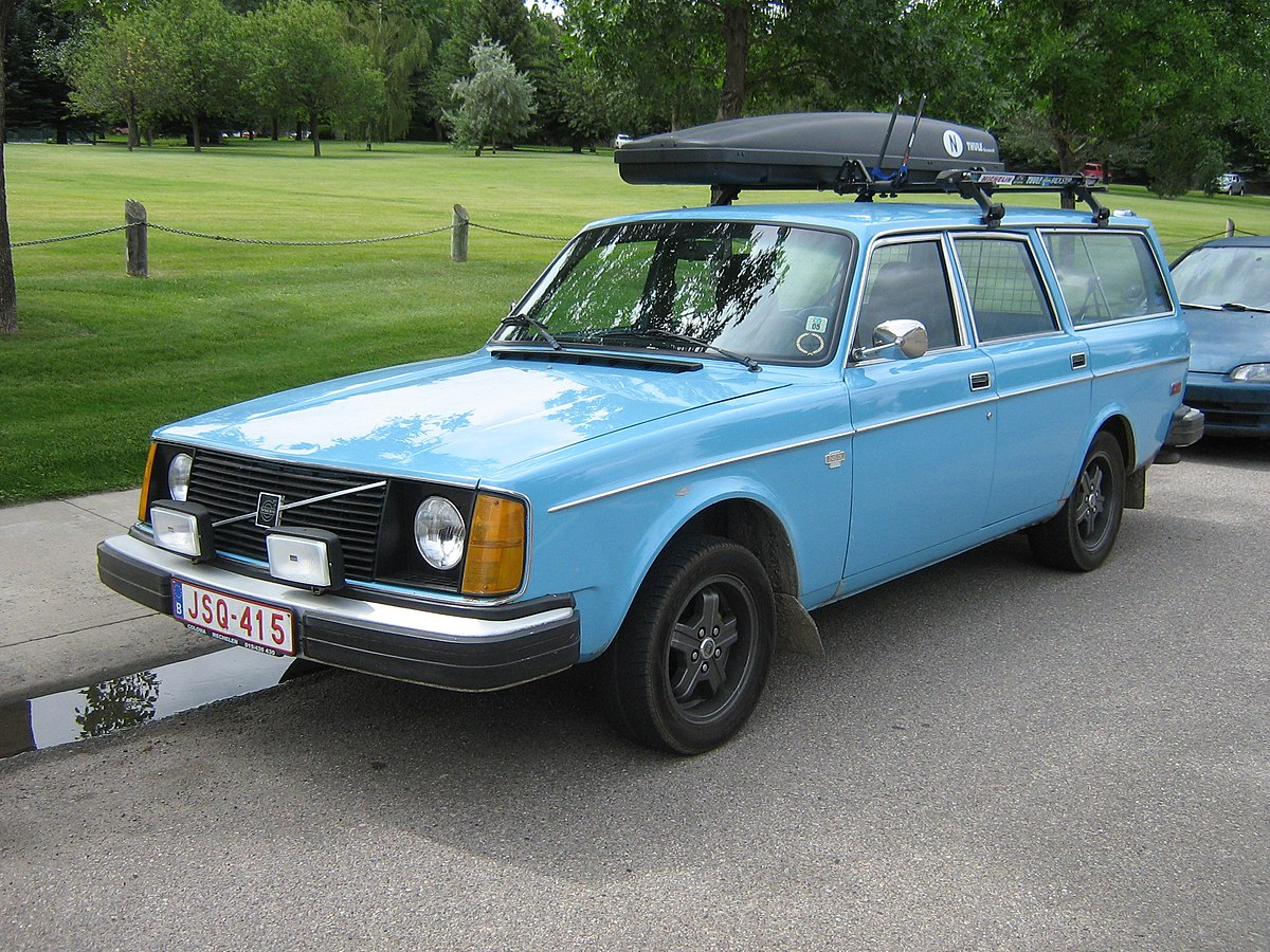 File 1976 Volvo 245 Dl Station Wagon 3817094608 Jpg Wikimedia Commons