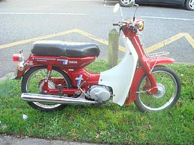 Yamaha Scooter Weight