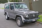 1987 Mercedes-Benz 230 GE (G 460) 3-door wagon (2015-08-09) 01.jpg