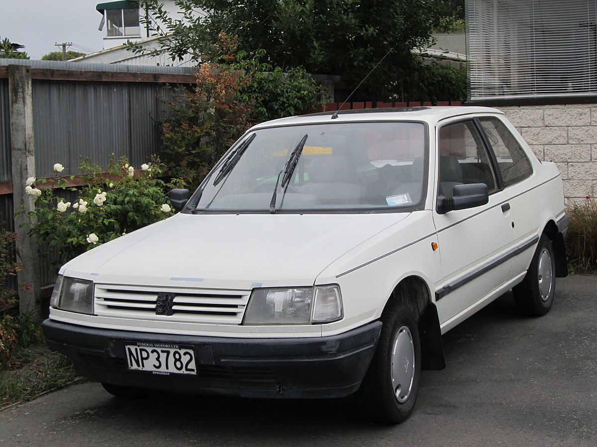 Peugeot 309 - Wikipedia