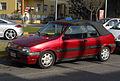 1995 Rover 100 Cabriolet (pre-facelift) - front 2.jpg
