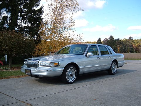 Lincoln Town Car Wikiwand