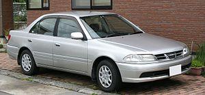 Toyota Carina - Image: 1998 2001 Toyota Carina