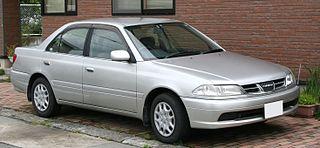 Toyota Carina Motor vehicle