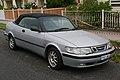1998 Saab 9-3 S 2.0t convertible (2016-01-04) 01.jpg