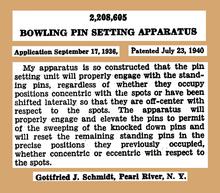 Pinsetter - Wikipedia