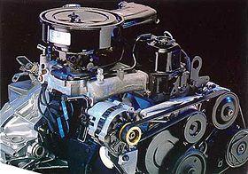 2.5 Chevy Iron Duke Engine