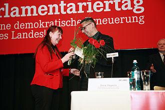 Bärbel Beuermann - Bärbel Beuermann and Gernot Klemm