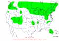 2002-12-02 24-hr Precipitation Map NOAA.png