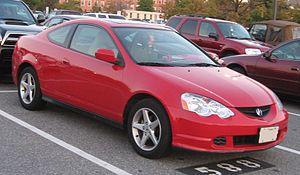 Honda Integra DC5 - Image: 2002 2004 Acura RSX