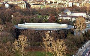 Bundespräsidialamt - Bundespräsidialamt building.