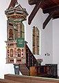 20040701060DR Mönchow (Usedom) Dorfkirche Kanzel.jpg