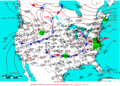 2005-05-23 Surface Weather Map NOAA.png