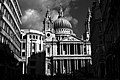 2006-03-04 - United Kingdom - England - London - St Paul's Cathedral - Religion - Black and White 4888745836.jpg